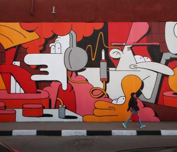 На «Октаве» появится арт-квартал